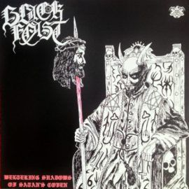 IMPURITY / BLACK FEAST In the Blood    /Weltering Shadows of Satan's Coven  (Split CD)