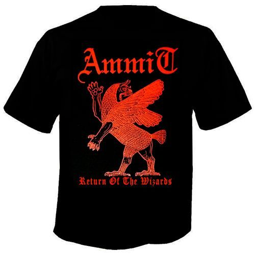 AMMIT Return Of The Wizards T Shirt