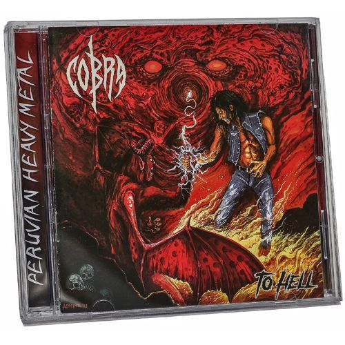 COBRA To Hell CD