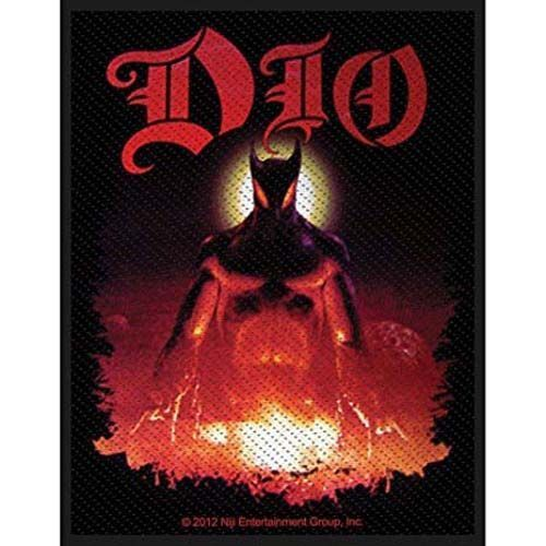 DIO last in Line Woven Patch