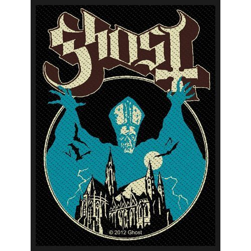 GHOST Ghost Woven Patch