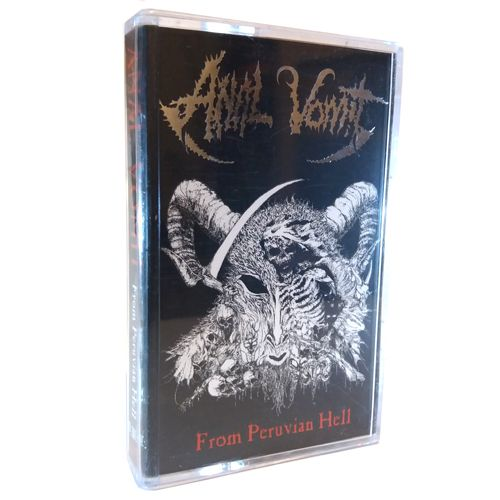 ANAL VOMIT From Peruvian Hell Tape