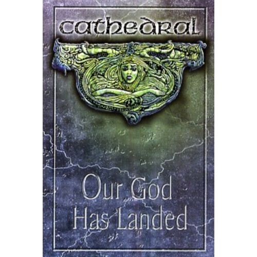 CATHEDRAL Our God Has Landed DVD