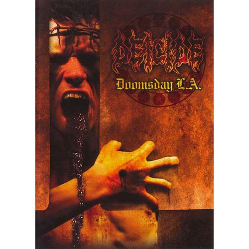 DEICIDE Doomsday L.A. DVD