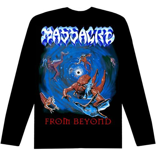 MASSACRE From Beyond Long Sleeve