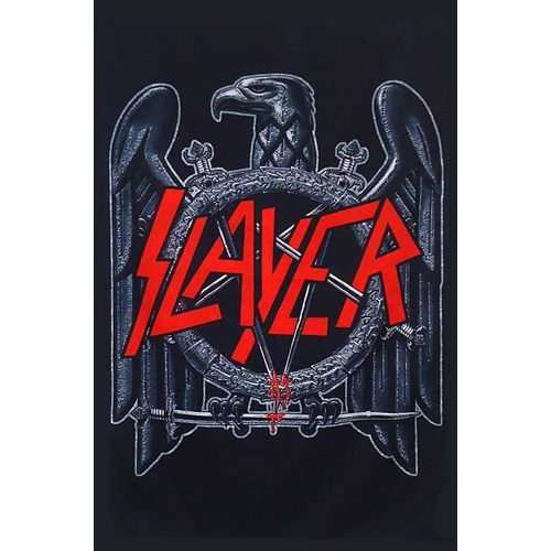 SLAYER Season In The Abyss Poster Flag
