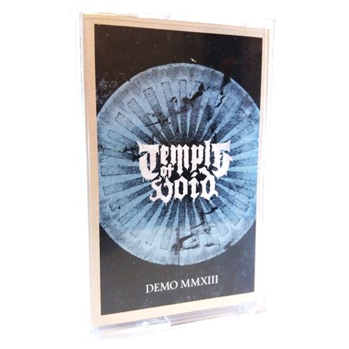 TEMPLE OF VOID Demo MMXIII Demo Tape