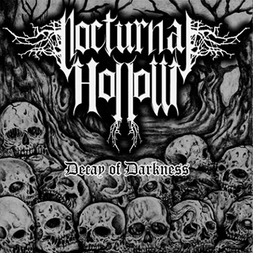NOCTURNAL HOLLOW Decay of Darkness CD