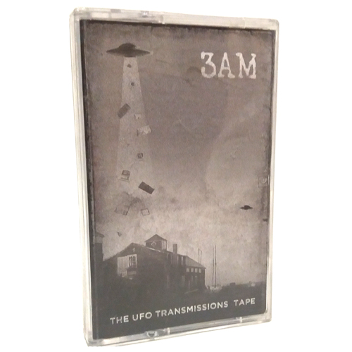 3 AM The UFO Transmissions Tape