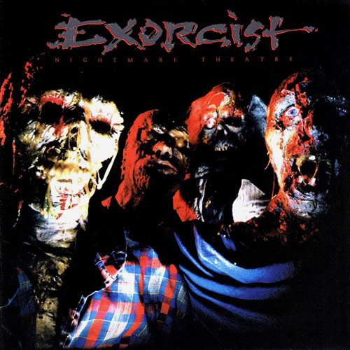 EXORCIST Nightmare Theater CD