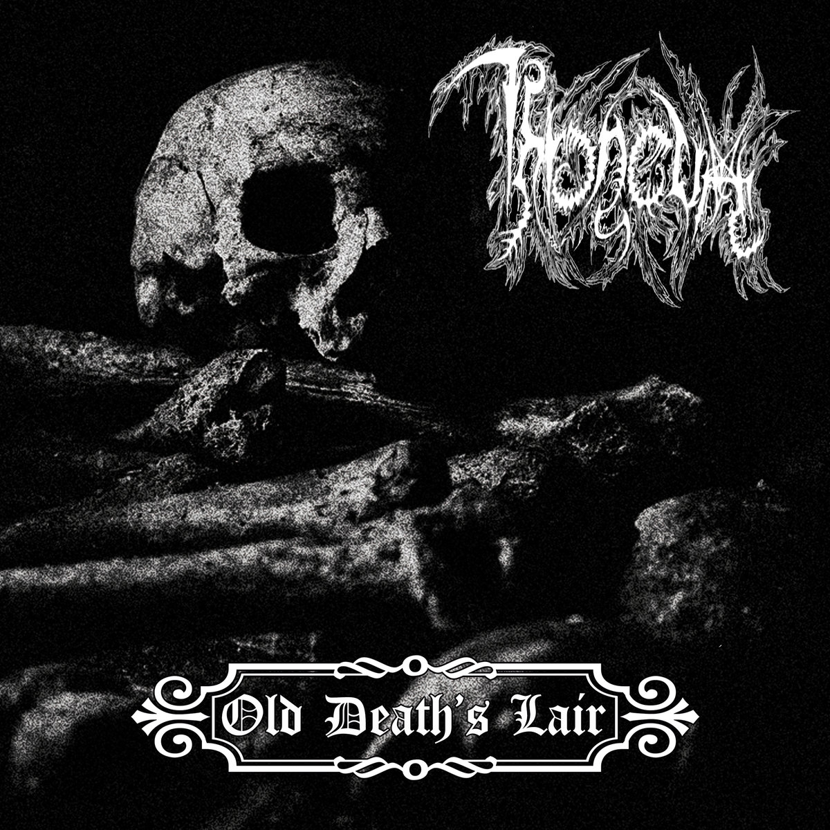 THRONEUM Old Death's Lair CD