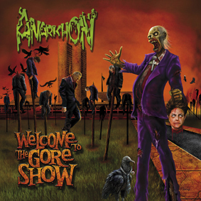 ANARKHON Welcome to the Gore Show CD