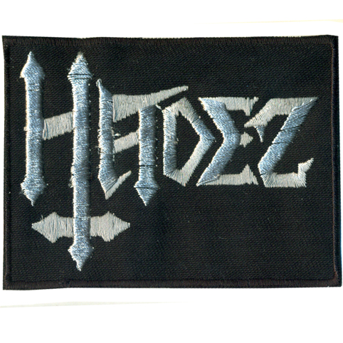 HADEZ Logo Embroidered Patch