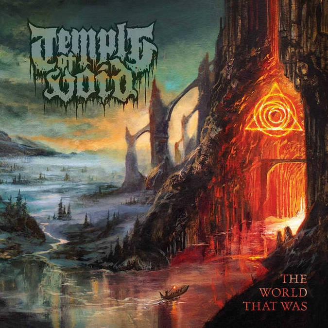TEMPLE OF VOID The World That Was CD