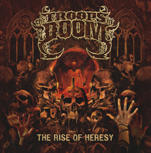 THE TROOPS OF DOOM The Rise of Heresy Digipack